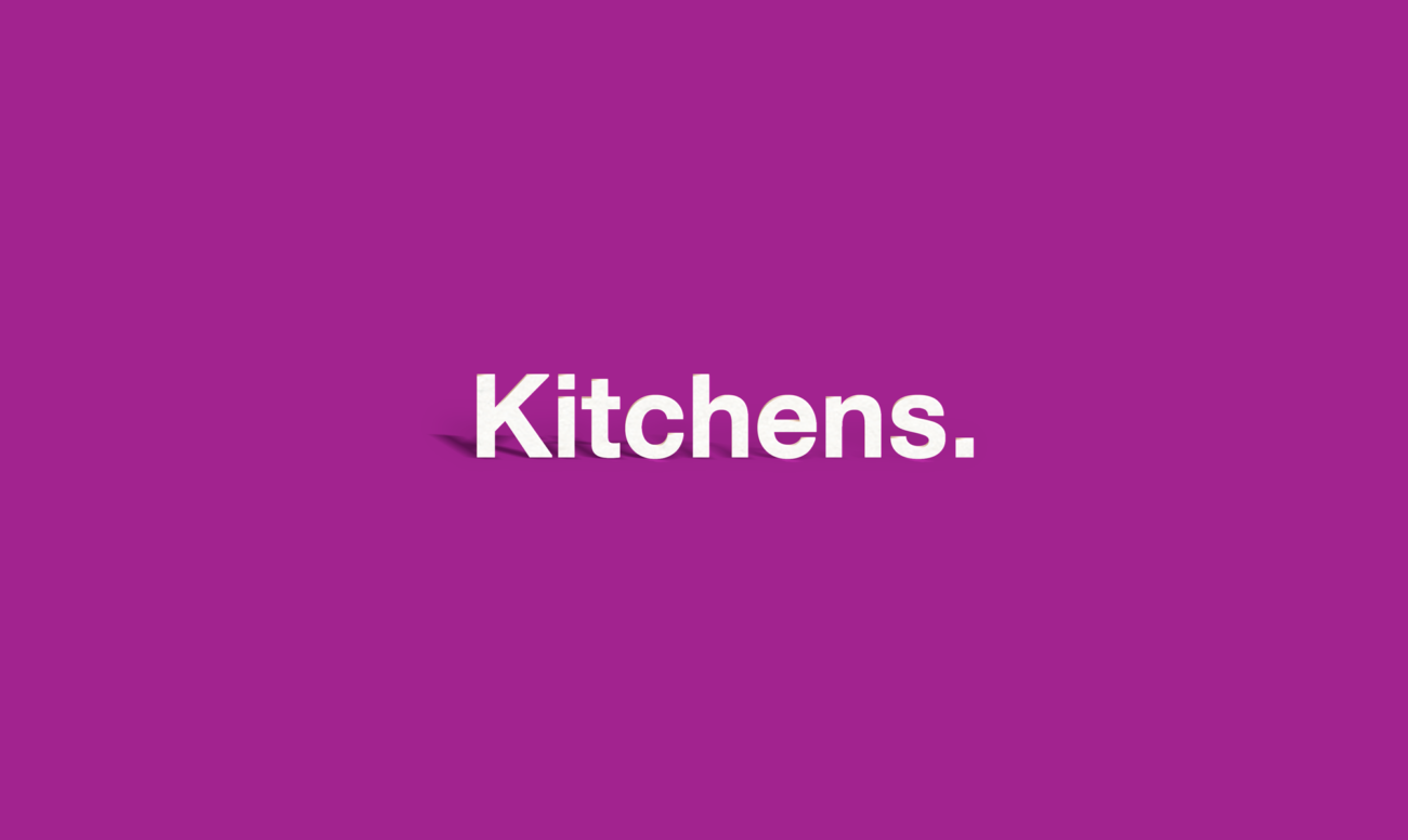 Munro Homes kitchens